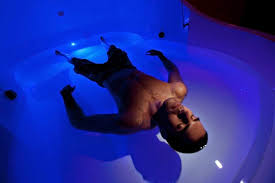 FLOAT THERAPY FOR DE-ADDICTION