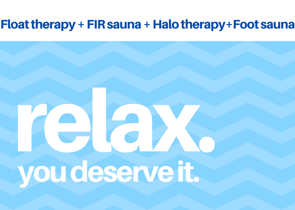 Shalom float and wellness centre -gift a unique experience